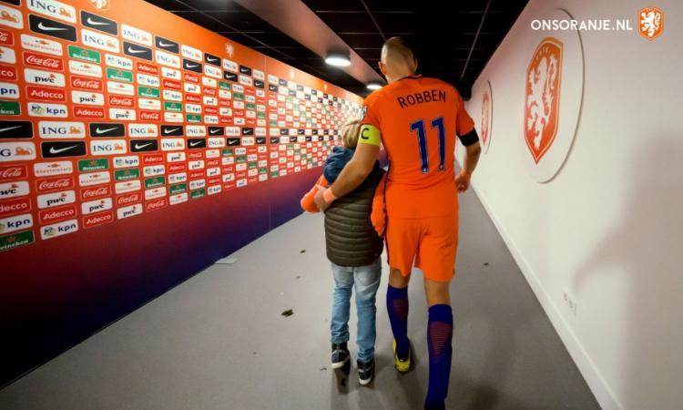 Bello e incompiuto: l'Olanda saluta Robben, l'ultima ala del calcio moderno