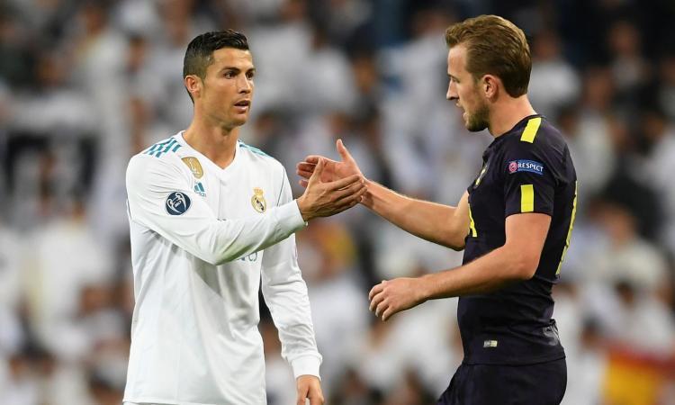 Tottenham, Kane strizza l'occhio al Real Madrid