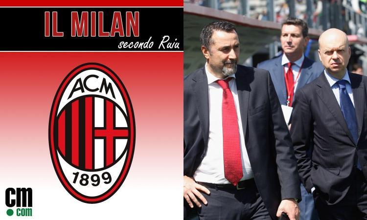 Fassone e Mirabelli stanno radendo al suolo il Milan: la società è allo sbaraglio