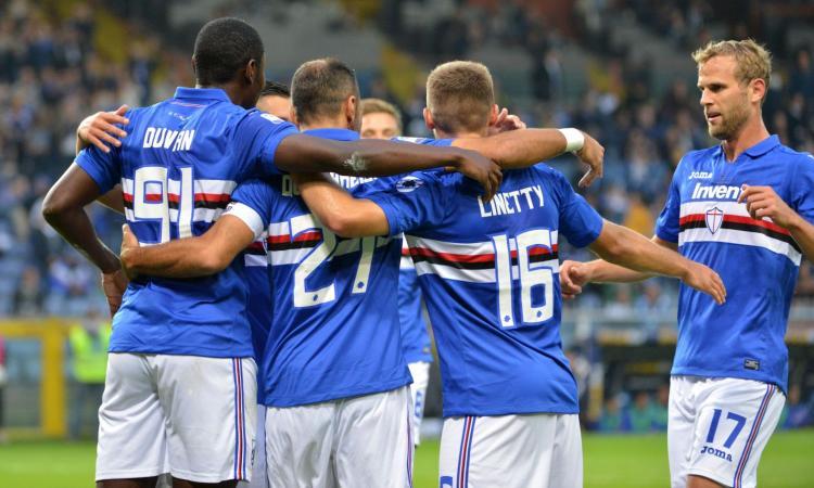Sampdoria-Chievo 4-1: il tabellino VIDEO