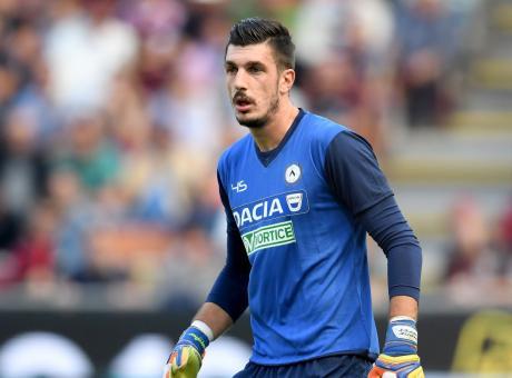 Udinese, Scuffet a un passo dal Kasimpasa
