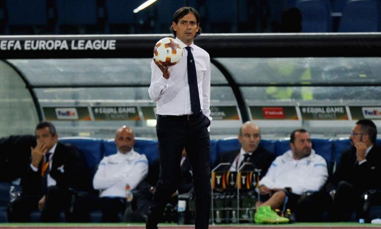 Lazio, Inzaghi: 'Bastos recuperato. Io alla Juve? Voce che fa piacere' VIDEO