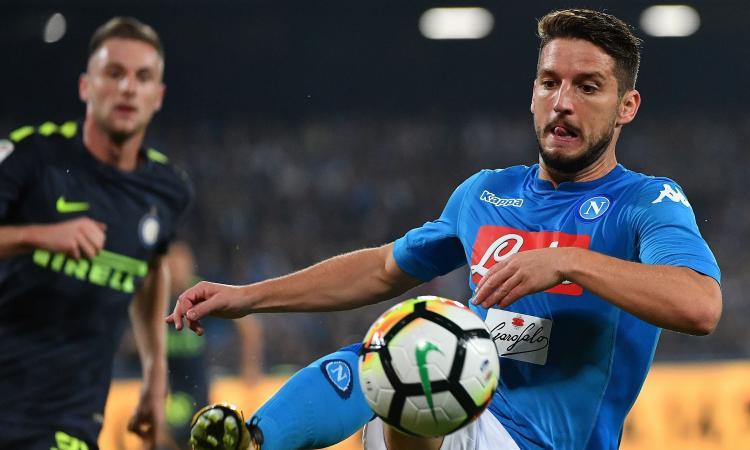 Napoli, Mertens: 'Il miglior momento della mia carriera. Sullo scudetto...'