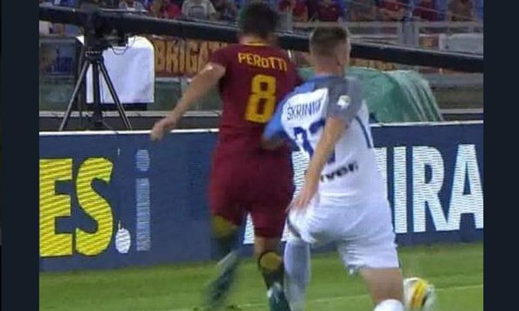 Rizzoli: 'Niente Var in Roma-Inter? Ci fu un problema di comunicazione'