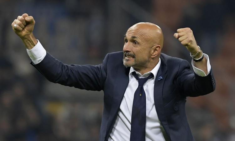 Inter, le pagelle di Spalletti: tanti applausi e un errore nel finale