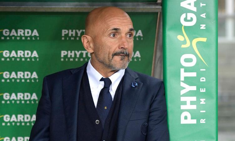 Juve-Inter, a centrocampo il grande dubbio di Spalletti: due le alternative