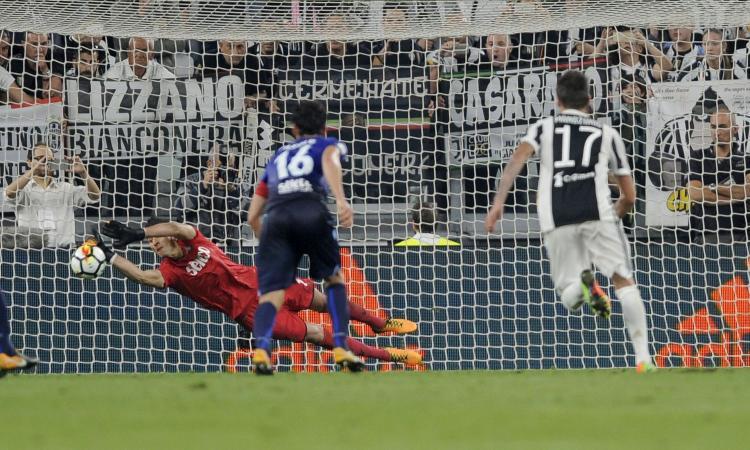 Strakosha alla Juve per il dopo Buffon? 'Sono felice alla Lazio'