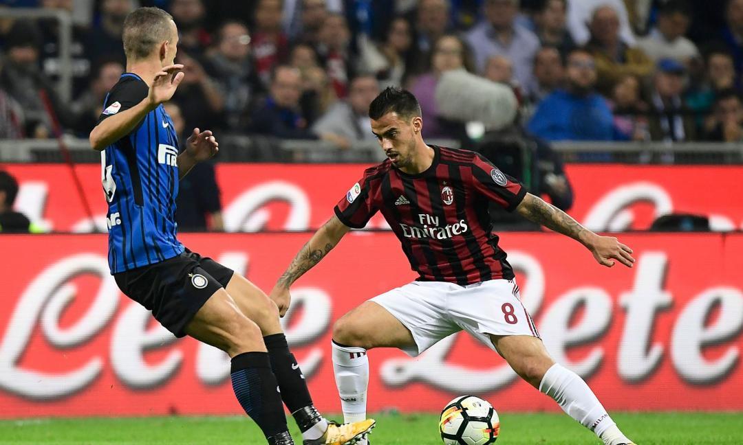 Inter-Milan, una battaglia in pochi metri!