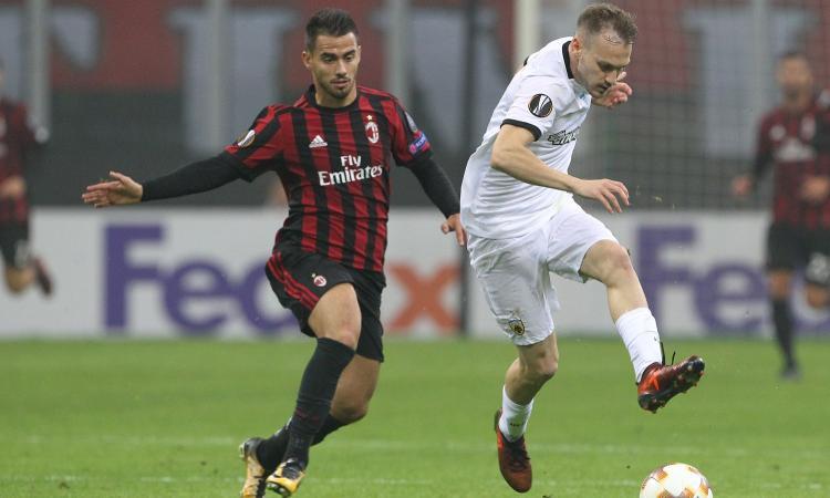 Il Milan non vince più: 0-0 con l'AEK