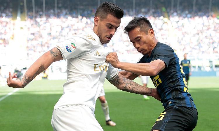 L'Inter è già squadra, il Milan no. Suso contro Nagatomo il duello decisivo