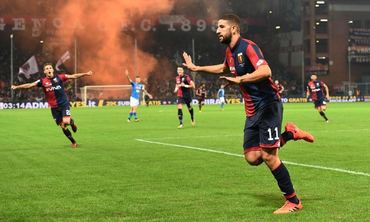 Genoa: Taarabt si ferma ancora, a rischio per l'Inter