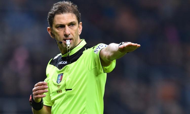 Sassuolo-Udinese: dirige Tagliavento ecco gli altri arbitri