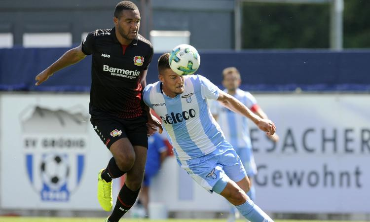 Terza Maglia Bayer 12 LeverkusenJonathan Tah