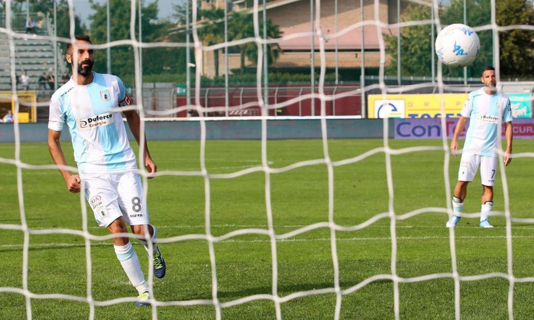 Virtus Entella e la Serie B da riprendere sul campo
