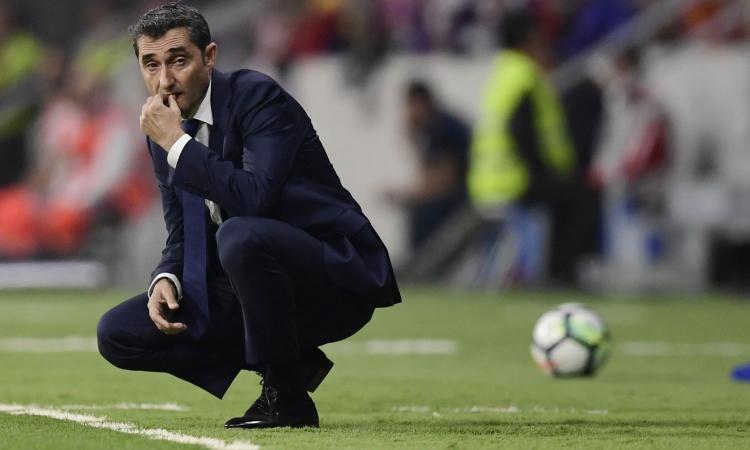 Barcellona, un obiettivo di Juve e Milan chiede la cessione