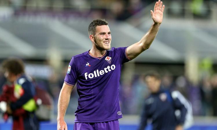 Terza Maglia Fiorentina JORDAN VERETOUT