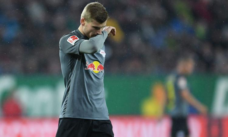 Werner sogna la Premier League
