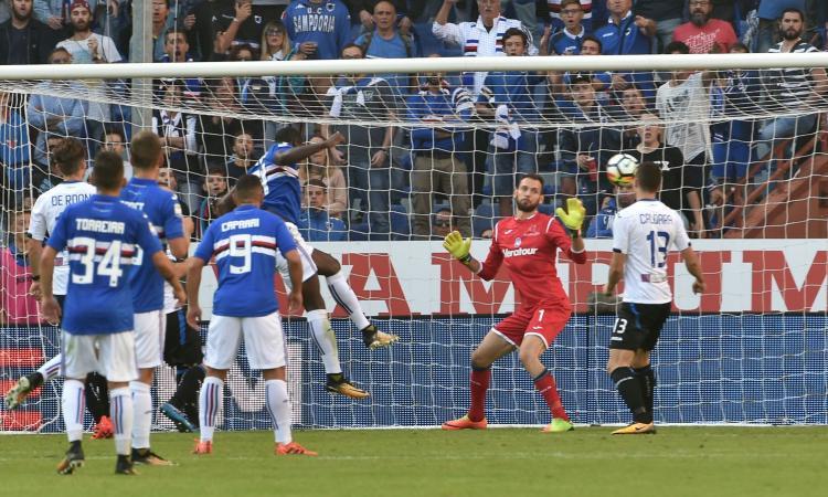 Thereau rilancia la Fiorentina, tris Samp all'Atalanta. Frena il Toro, Bologna da Europa, prima gioia Genoa