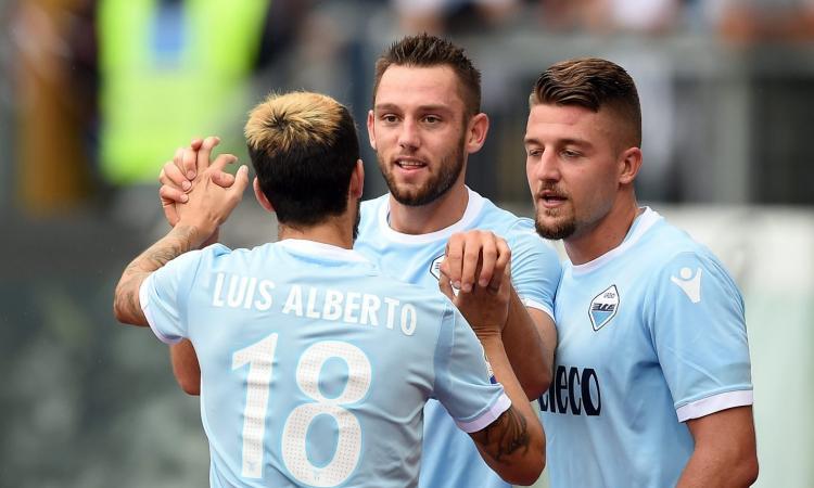 Lazio, numeri favorevoli: ecco l'obiettivo contro la Dinamo Kiev