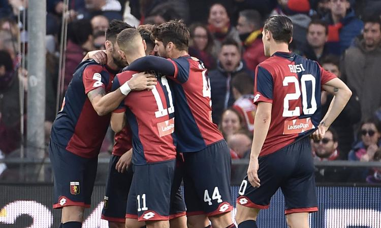 Genoa, in Coppa Italia derby semi-inedito con l'Entella