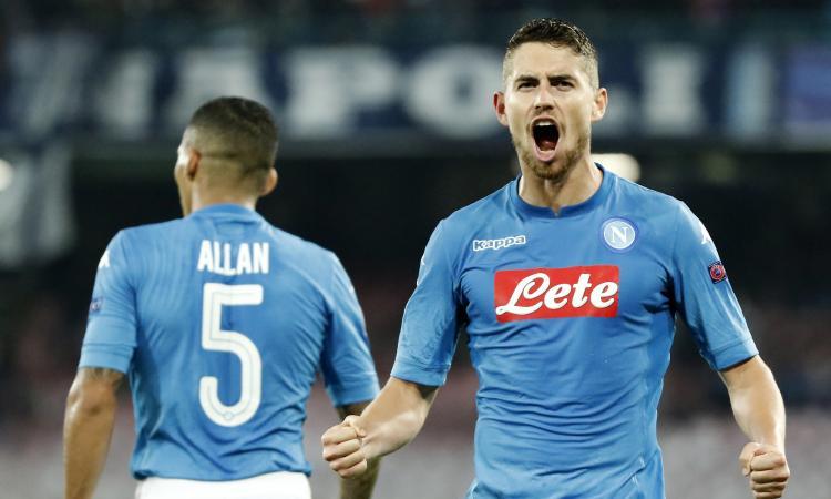 63dfdbce1c City-Napoli, primo contatto per Jorginho: De Laurentiis spara alto ...