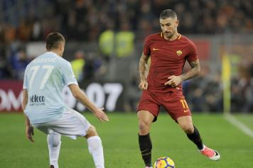 Kolarov Roma Marusic Lazio derby