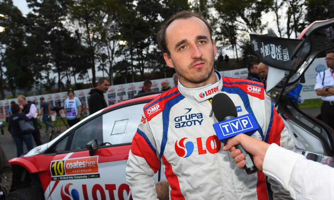 Kubica is back!
