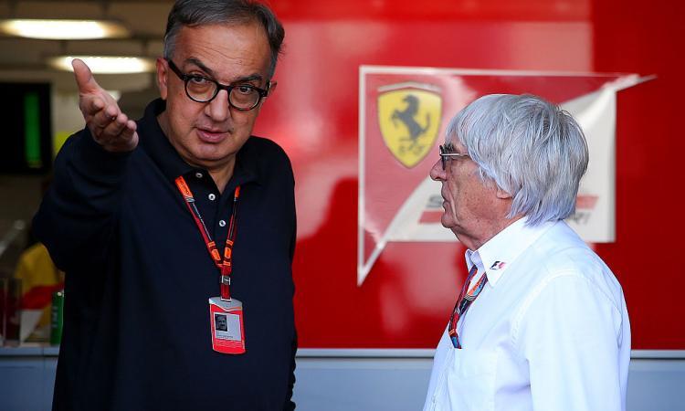 PIT STOP: la Ferrari batte Ventura e Buffon, nonostante Vettel e Raikkonen