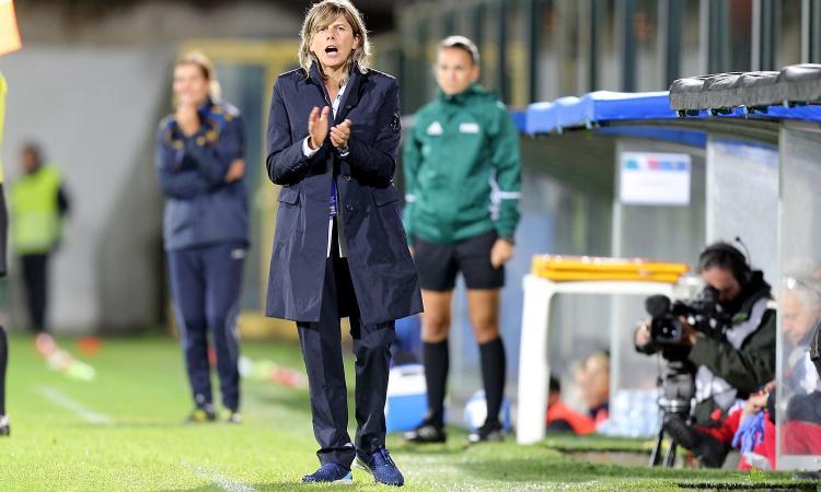 Italia femminile, Bertolini: 'Grande traguardo, gli ottavi tanta roba'