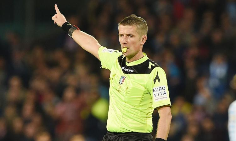 Champions League, Man United-PSG: arbitra un italiano
