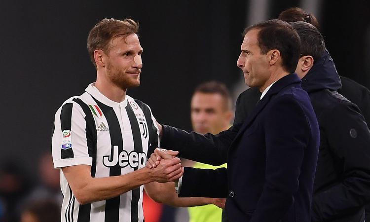 Convocati Juventus: si ferma ancora Howedes, out contro l'Atalanta