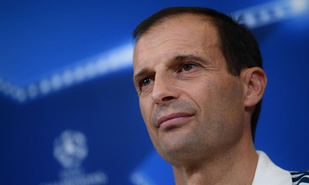 Time for Allegri to show he's a master manager