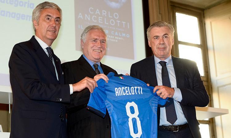 Ancelotti, solo tu puoi salvarci: rifiuta la Nazionale di Tavecchio