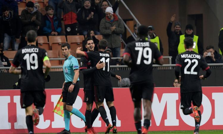Milan-Austria Vienna, le pagelle di CM: Cutrone-Silva super, Kessie non c'è