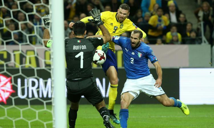 Mondiali 2018, Italia-Svezia da brividi: quote alla pari per la qualificazione