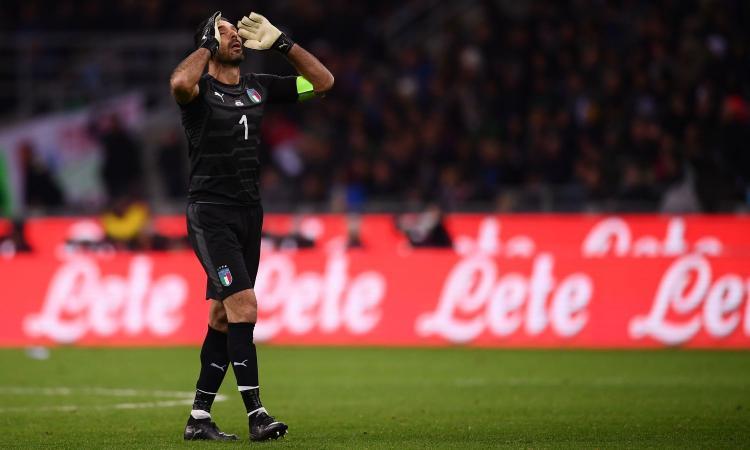 Italia, Buffon: 'Anche Chiellini, Barzagli e De Rossi lasciano la Nazionale. Bonucci...'