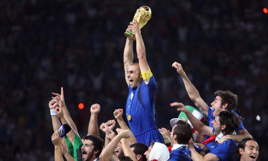La storia dell'Italia campione del mondo 2006