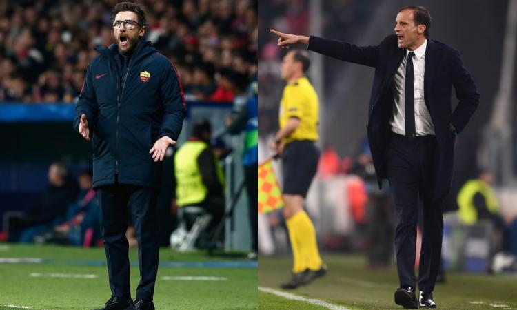 Champions: Roma e Juventus, ecco cosa serve per qualificarsi agli ottavi