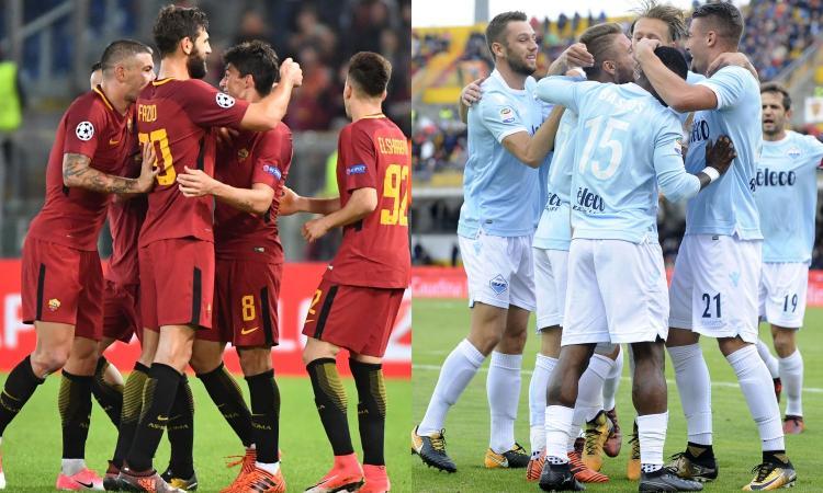 Serie A, zona Champions: quote a contatto per Roma e Lazio, passo indietro Inter