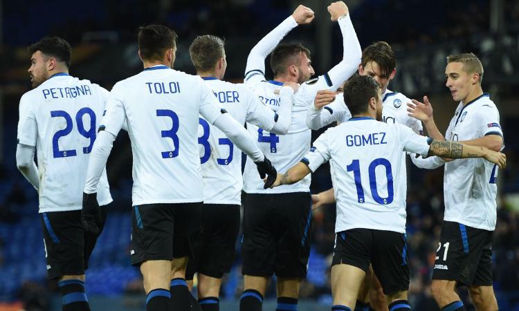 L'Atalanta è uno spettacolo: 5-1 all'Everton, è qualificata!