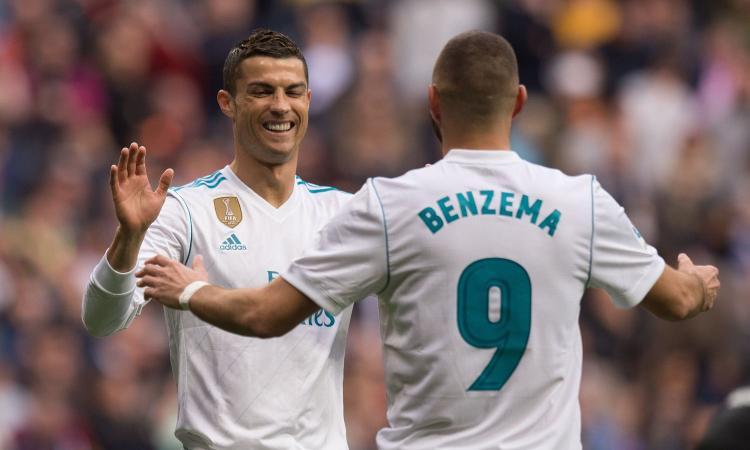Dalla Spagna: il Real ha già scelto il sostituto di Benzema