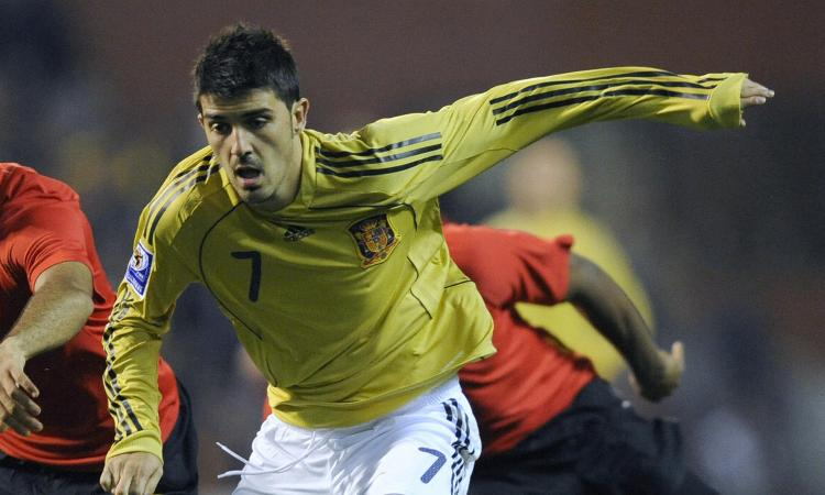 Barcellona, l'ex David Villa firma con un club indiano!