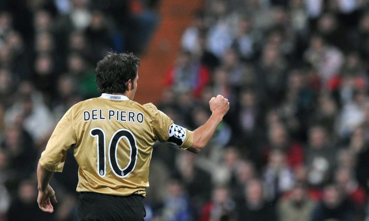 Del Piero: 'Potevo giocare contro la Juve in Champions'