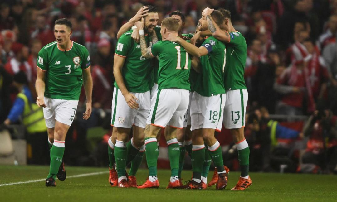 I Ragazzi in Verde e la leggenda dell'Irish football