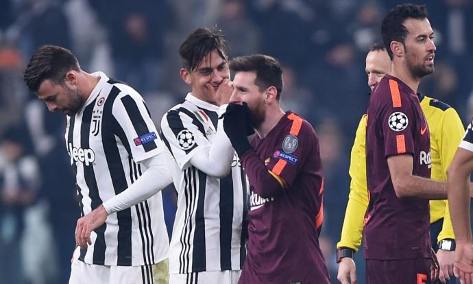 new arrivals b9c9a 418cb Ronaldo and Messi behind Dybala crisis | English News ...