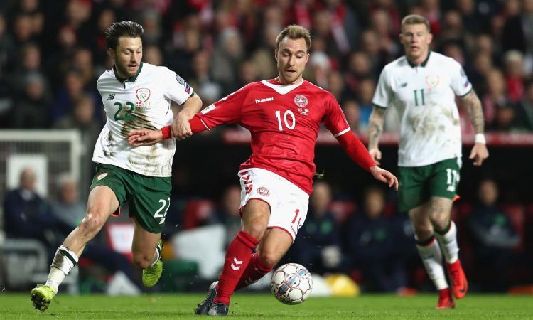 Playoff Mondiale: Danimarca-Irlanda finisce 0-0