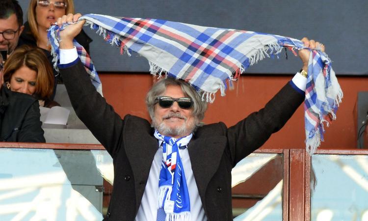 Sampdoria, il fondo inglese allo scoperto: è Aquilor Capital