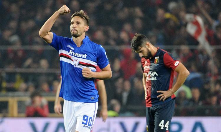 Sampdoria, Ramirez l'uomo derby: 'Che bello fare gol, ora sogno il Mondiale'