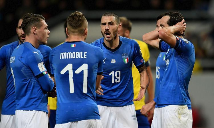 L'Italia di Ventura non esiste: Bonucci colpevole, Verratti sopravvalutato
