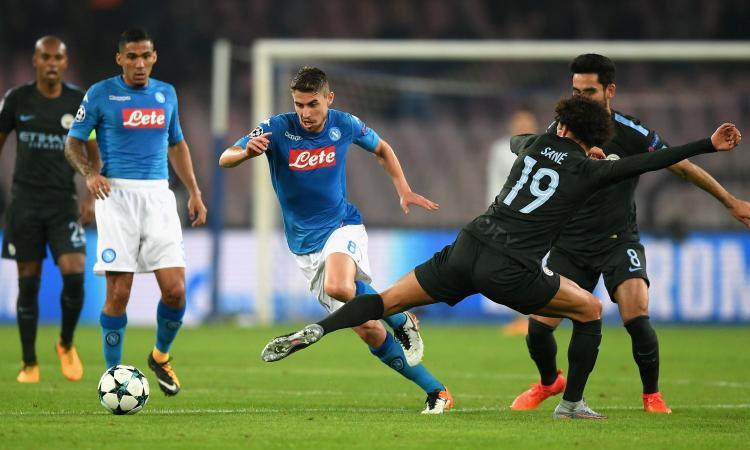 Napoli: Jorginho non si tocca